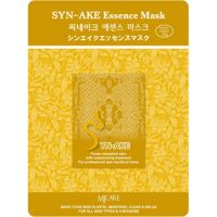 Mijin Cosmetics  Syn-Ake Essence Mask-Маска с пептидом Syn-ake - змеиным ядом.